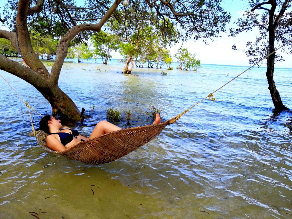 Hamac Puerto Princesa Palawan Philippines