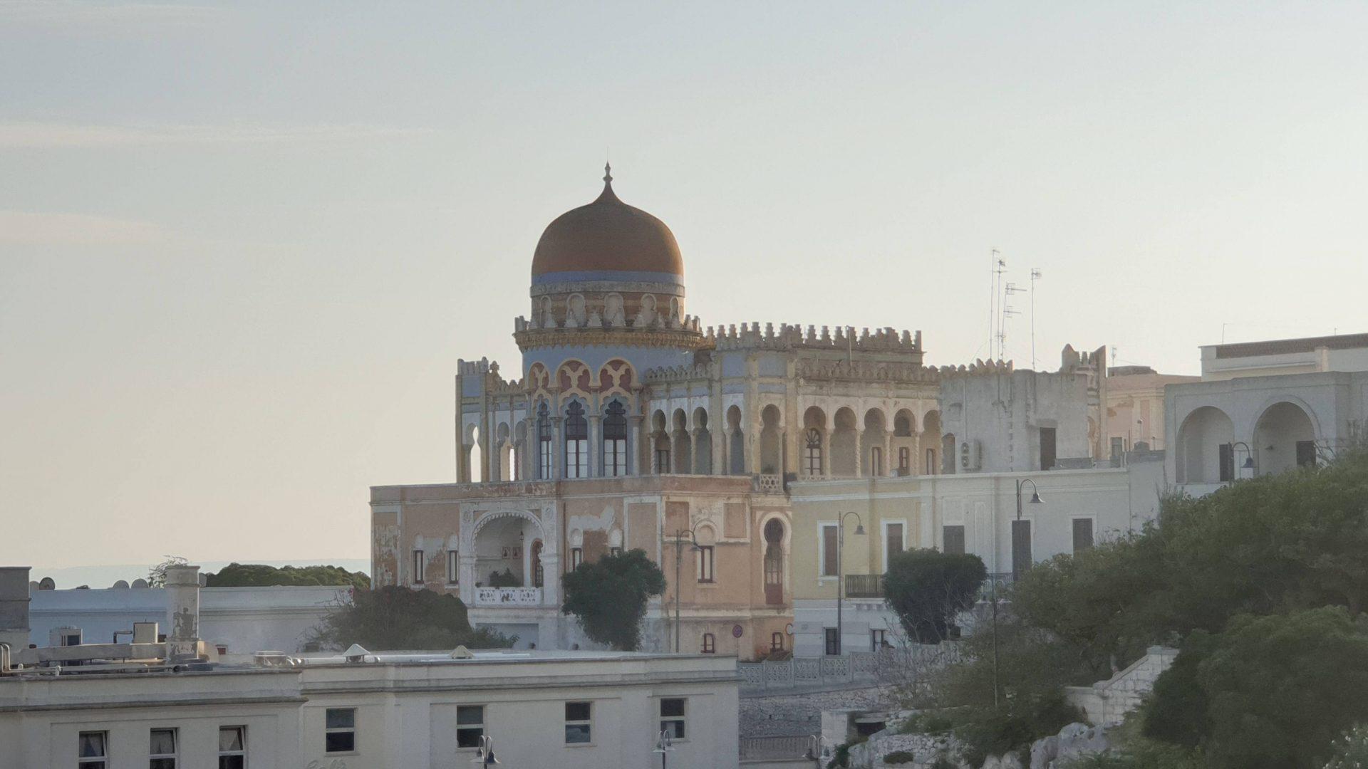 Maison mauresque Termes Santo Caesare